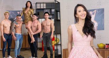 要去泰國摸GG!薔薔節目開尺度 叫4半裸男模脫褲子:看你敢不敢看