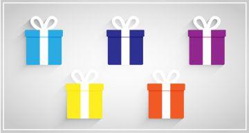 每週占卜/年度最後水逆登場!選一個禮物 測出開運錦囊