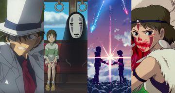 懶人包| 日本動畫電影全球票房Top 20 《鬼滅》叫好叫座狂追宮崎駿、新海誠