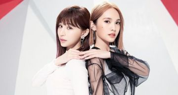 楊丞琳、王心凌「首度」合唱〈女孩們〉 自曝:這首我自己唱也很好聽!