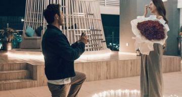 「分手許維恩」突爆結婚!呂銳交往新歡7個月下跪:她答應了