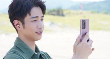 劉以豪擔任SAMSUNG形象大使 新歌《半空》給你心碎系陪伴!