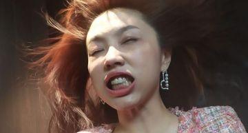 劉樂妍恐慌確診!爆「密切接觸者全家被帶走」:他摸過我的皮皮蝦