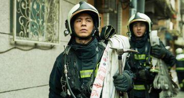 來真的!林柏宏為拍《火神的眼淚》親上消防隊實習:是極大的衝擊
