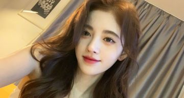 根本複製人!女偶像100%撞臉「中國第一美女」 網嚇歪:共用一張臉?