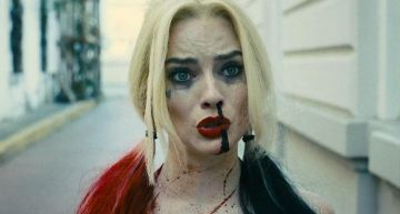 小丑女壞壞!瑪格羅比霸氣回歸「自殺突擊隊」 粉絲:辣度升級了!