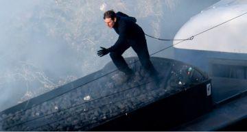 就是不用替身!阿湯哥《不可能7》火車頂飛奔 超驚險鏡頭網看傻
