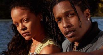甩「身價420億」男友!蕾哈娜認愛饒舌歌手 網氣炸:新歌呢?
