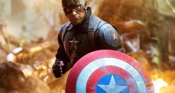 冬天最後一游!「美國隊長」克里斯伊凡胸肌曝光 大片刺青惹議