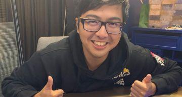 丁特領台灣「BYG戰隊」闖進世界大賽!直播大爆哭:抱歉讓你們等6年