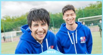 懶人包|《全明星運動會》第二季「首賽開打」!紅藍兩隊羽球強強對決 倫侖CP甜炸全網