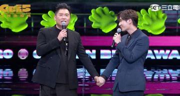 金鐘55/曾國城、炎亞綸「手牽手」演BL劇!為對方減肥增胖:城哥是主持界的「A5和牛」