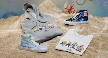 比奇堡雙煞的盛夏狂潮!VANS X SPONGBOB SQUAREPANTS 海綿寶寶聯名系列即將在台發售!