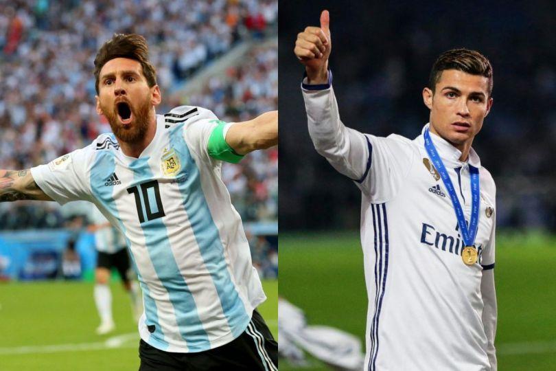他們的時薪是我的年薪!世足賽明星球員年薪大公開  C羅vs.梅西爭第一