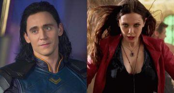 漫威傳為洛基、緋紅女巫打造 Solo 角色影集 湯姆希德斯頓和伊莉莎白歐森有望親自演出!