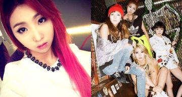 YG社長「嫌最醜女團」!Minzy「首吐2NE1慘況」痛揭:想結束生命!