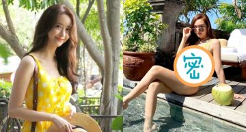 「Jessica、潤娥」破尺度解放!史庫水前面「深V開到下胸」 半球激渾圓!