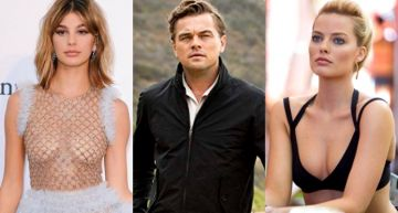 特輯/李奧納多前任「全25歲以下辣模」!和「瑪格羅比」裸戲太激 《從前有個好萊塢》差點告吹!