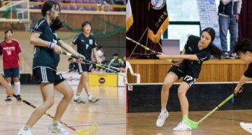 球場「長腿女」打進國家隊!爆表顏值星探求出道 竟是「JYP最強女團」成員!