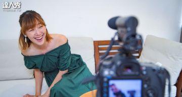 專訪/從模特兒到藝人…李懿認「討厭上電視」 為了賺錢救癌母:我要工作,不管什麼都接