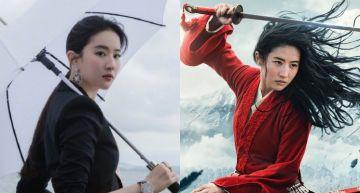 劉亦菲是最佳人選!《花木蘭》導演曝光「超殘酷試鏡過程」:她是真正的戰士