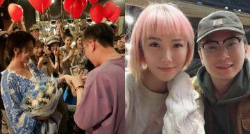 《黑澀會》大牙520登記結婚!曾放話「不婚不生」自打臉 被小7歲男友甜蜜套牢!