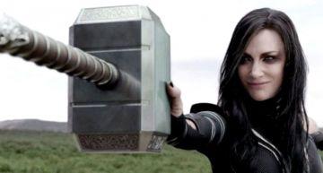 索爾姊姊「慘被電鋸爆頭」!頭上留疤:《雷神4》停拍原因再被翻出