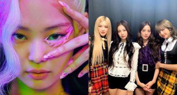 BLACKPINK回歸前夕爆抄襲!Jennie「眼妝成焦點」 挨批:已經不是第一次