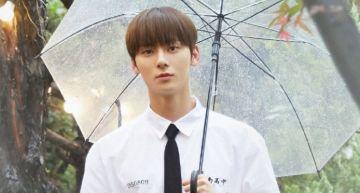 NU'EST黃旼炫翻唱《想見你》主題曲 身穿「鳳南高中」制服網暴動:神還原!