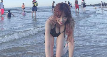 海邊溢出來!桃園娜美忘關台「異性聲音全放送」 網:男朋友?