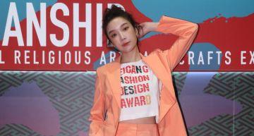 擔任北港時尚設計競賽決賽評審!蔡淑臻自曝曾遭造型師嗆:沒看過這種模特兒!