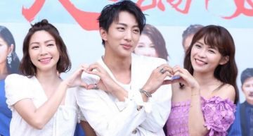 愛上《天之驕女》連體嬰挨轟!韓系美男外型被嫌「整壞了」 聖元:我沒整!