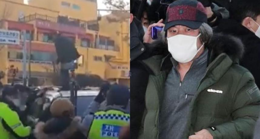 快訊/《希望:為愛重生》性侵犯趙斗淳今早出獄!爆怒民眾毀車頂洩憤