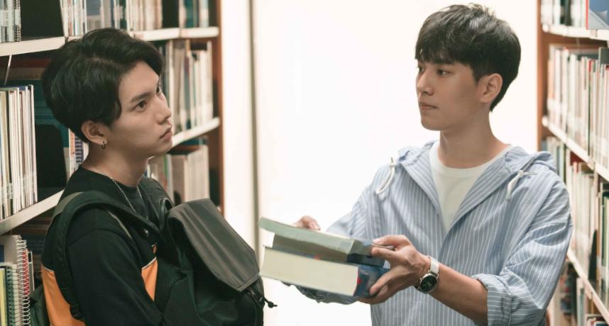李沐客串BL劇 林子閎「溫柔又腹黑」網嗨:很可以!