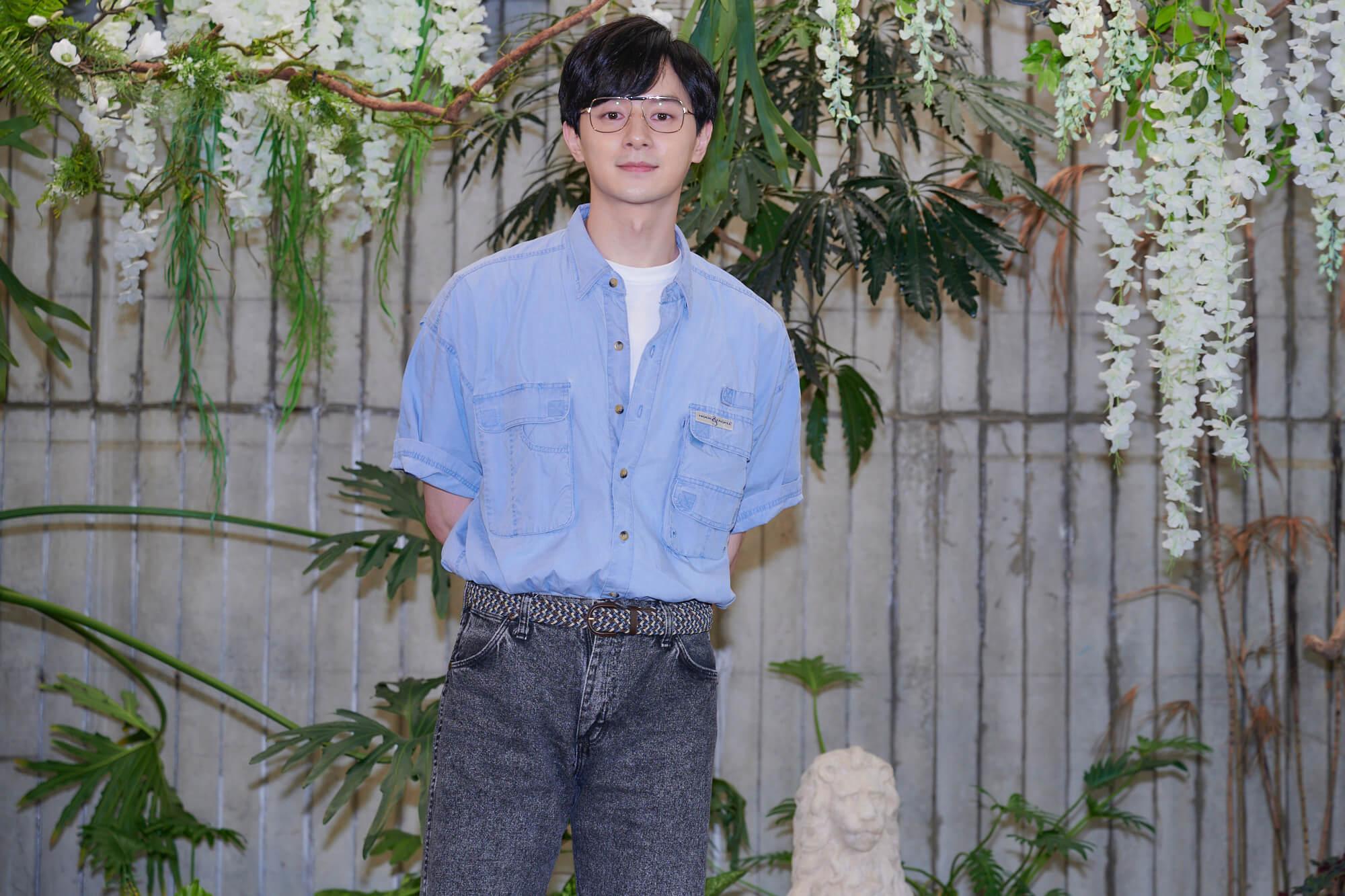 達人秀直擊/《華燈初上》陣容超豪華!鳳小岳敬業演出「玩世不恭男」