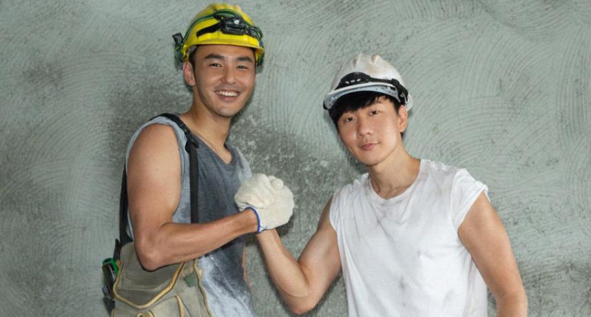 林俊傑「重拾演技」挑戰兩角色 阮經天大讚:互動都很自然!