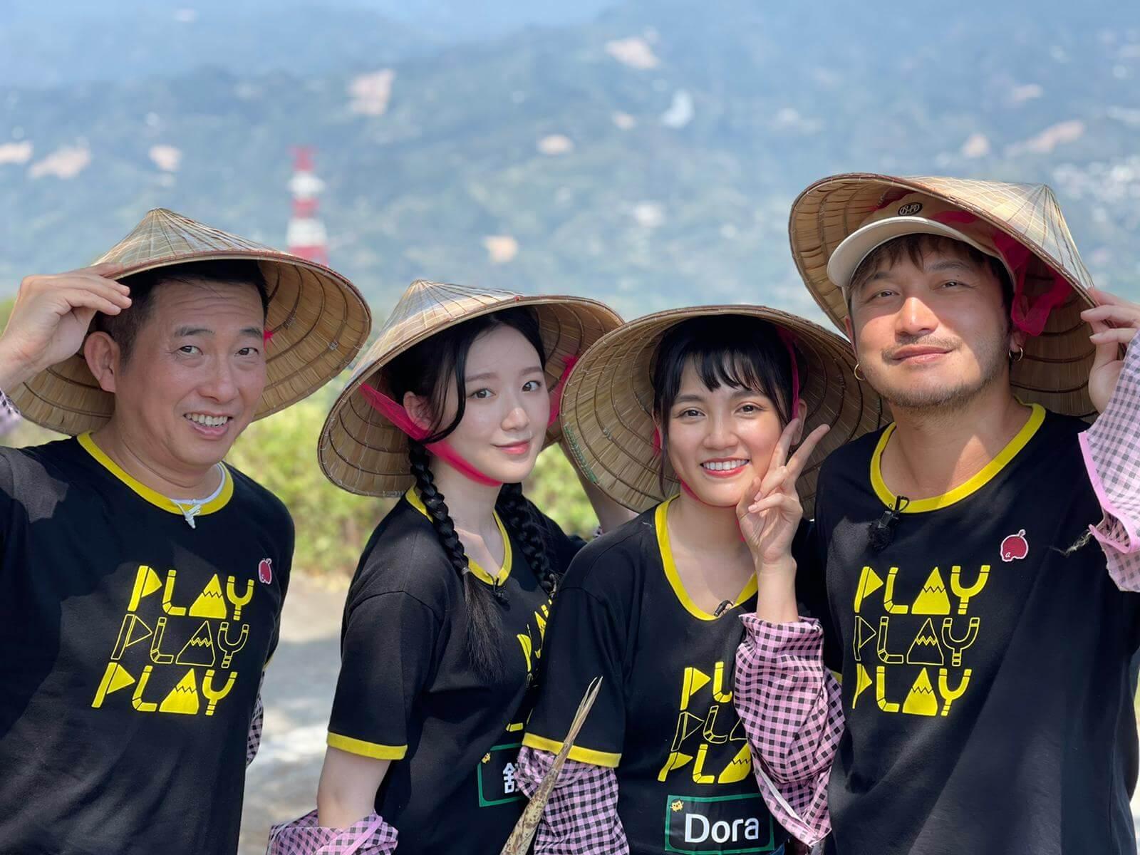 (G)I-DLE 舒華化身農婦採竹筍 預計暑假返韓上工!
