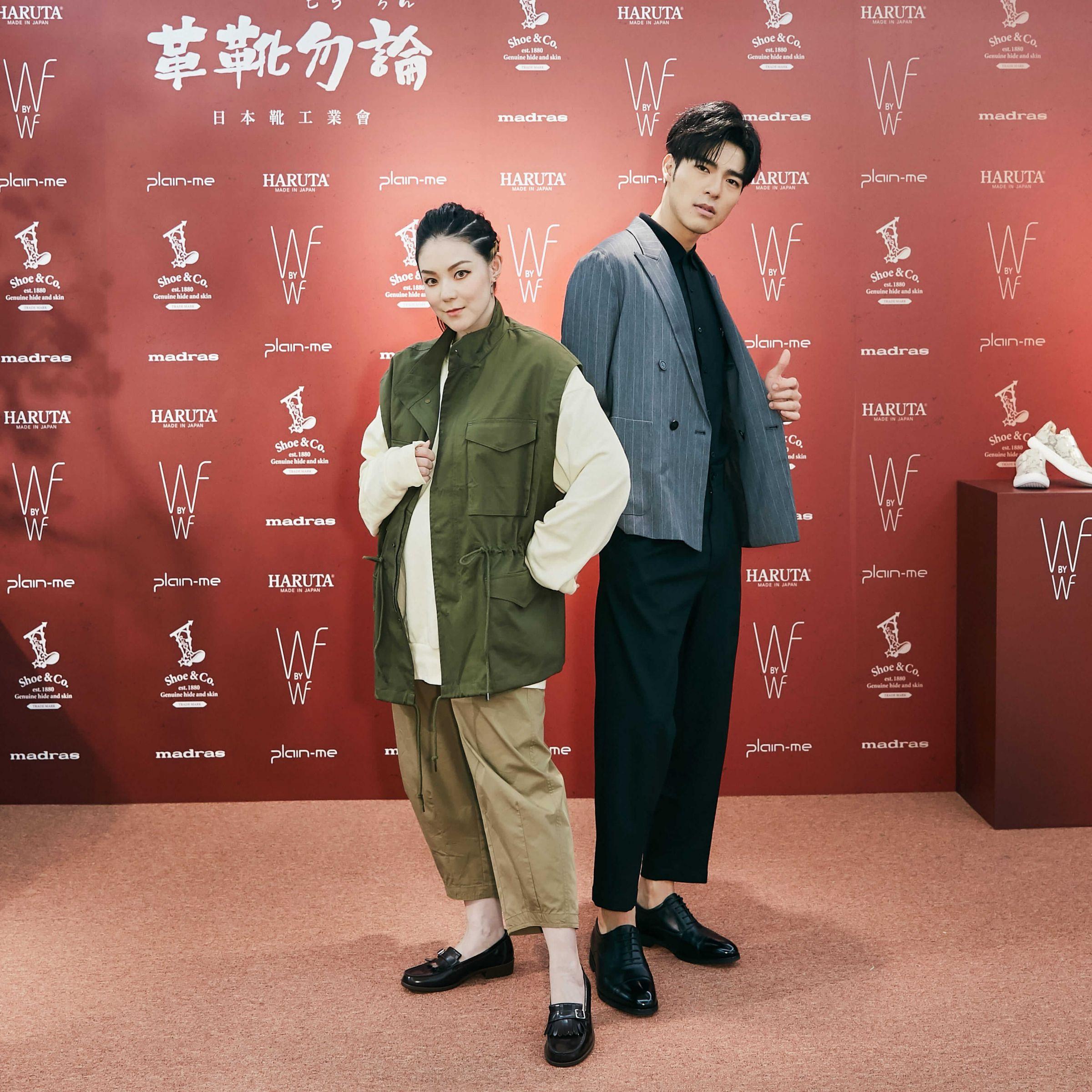 plain-me新品曝光 陳昊森皮鞋LOOK超帥氣!
