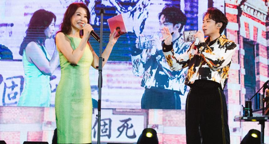 肉搜尋人成功 吳青峰合唱「小甜甜布蘭娥」超嗨!