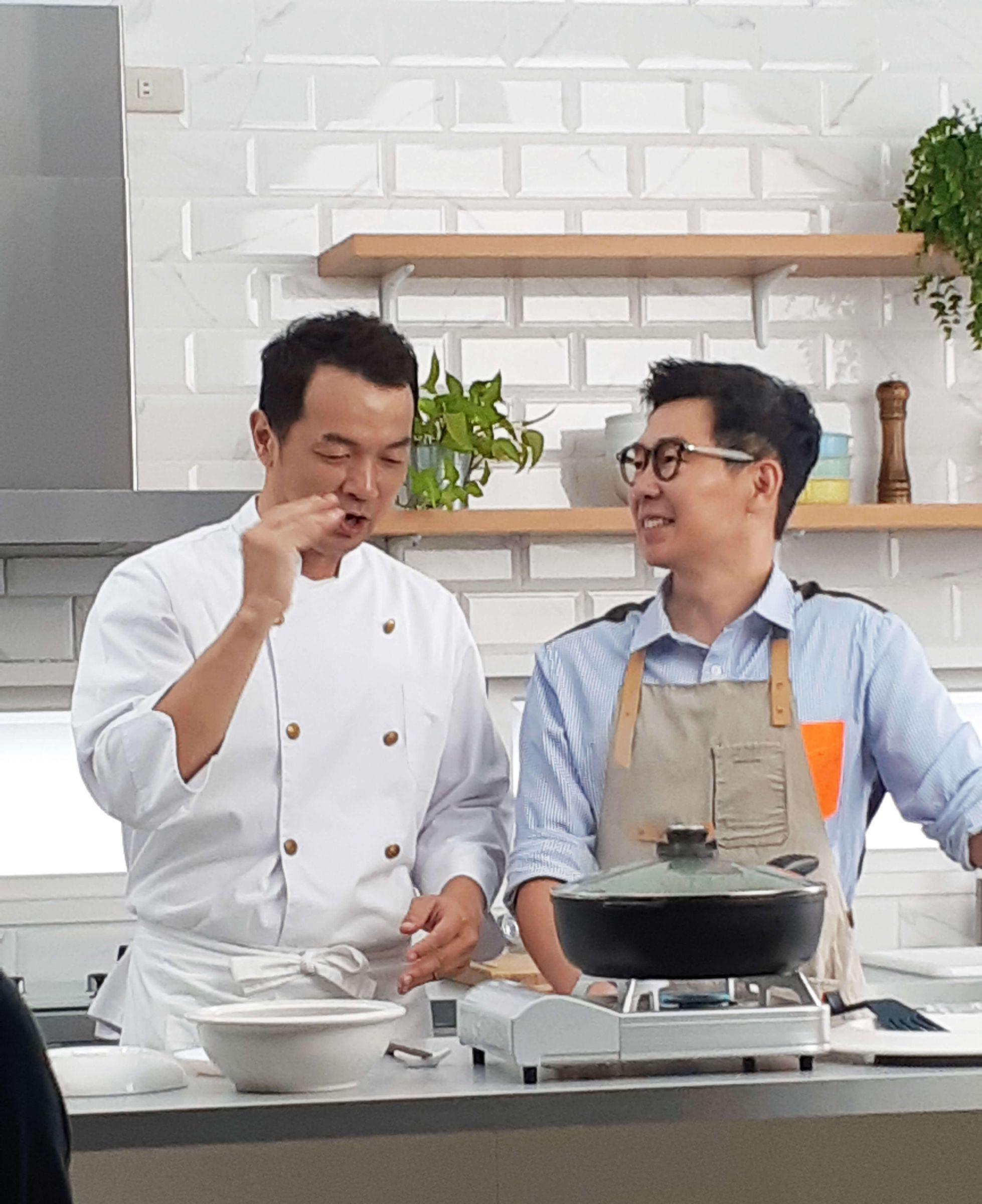 品冠「發生意外慘案」 魚未解凍下鍋險炸廚房!