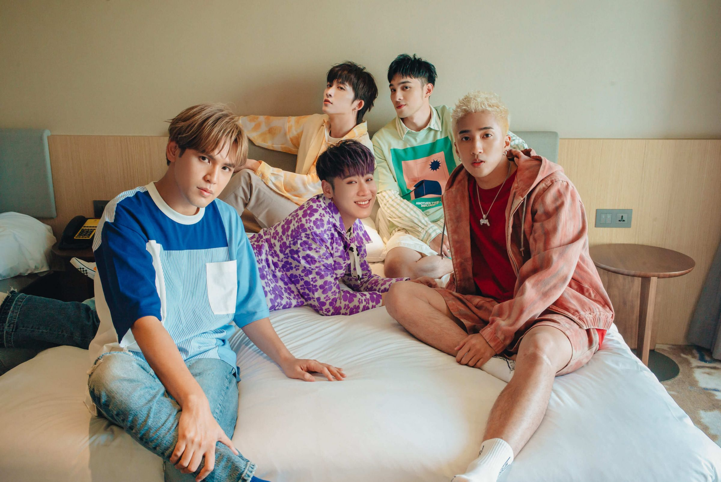 五堅情新單曲曝光 陳零九直播爆料:其實還有兩首新歌!