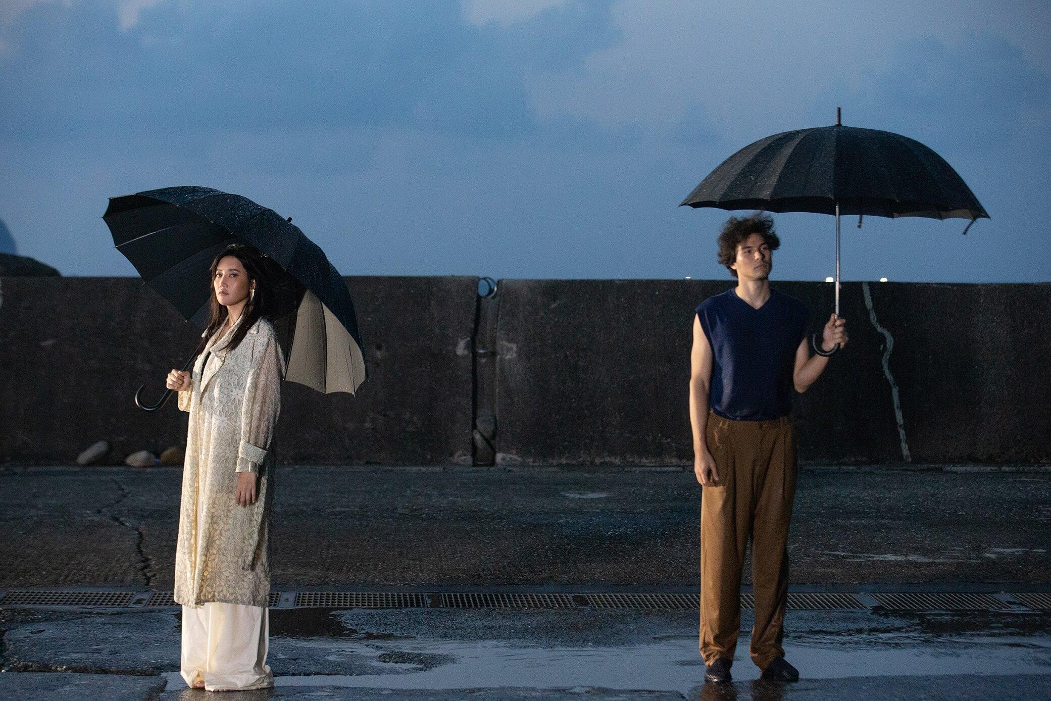 A-Lin、鳳小岳「與蝶濕身共舞」 首度合作超唯美!
