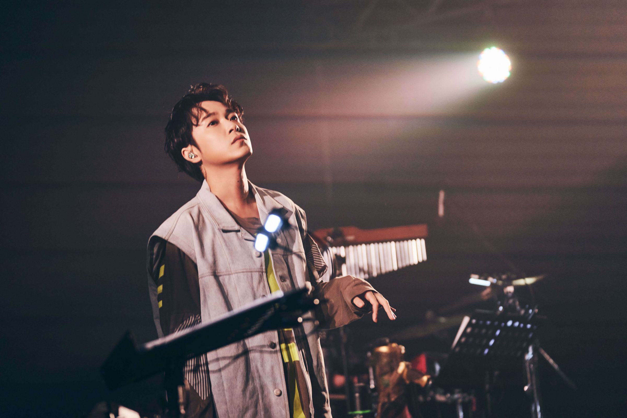 吳青峰演唱會丟震撼彈 11月帶領觀眾「前進雲門劇場」 !