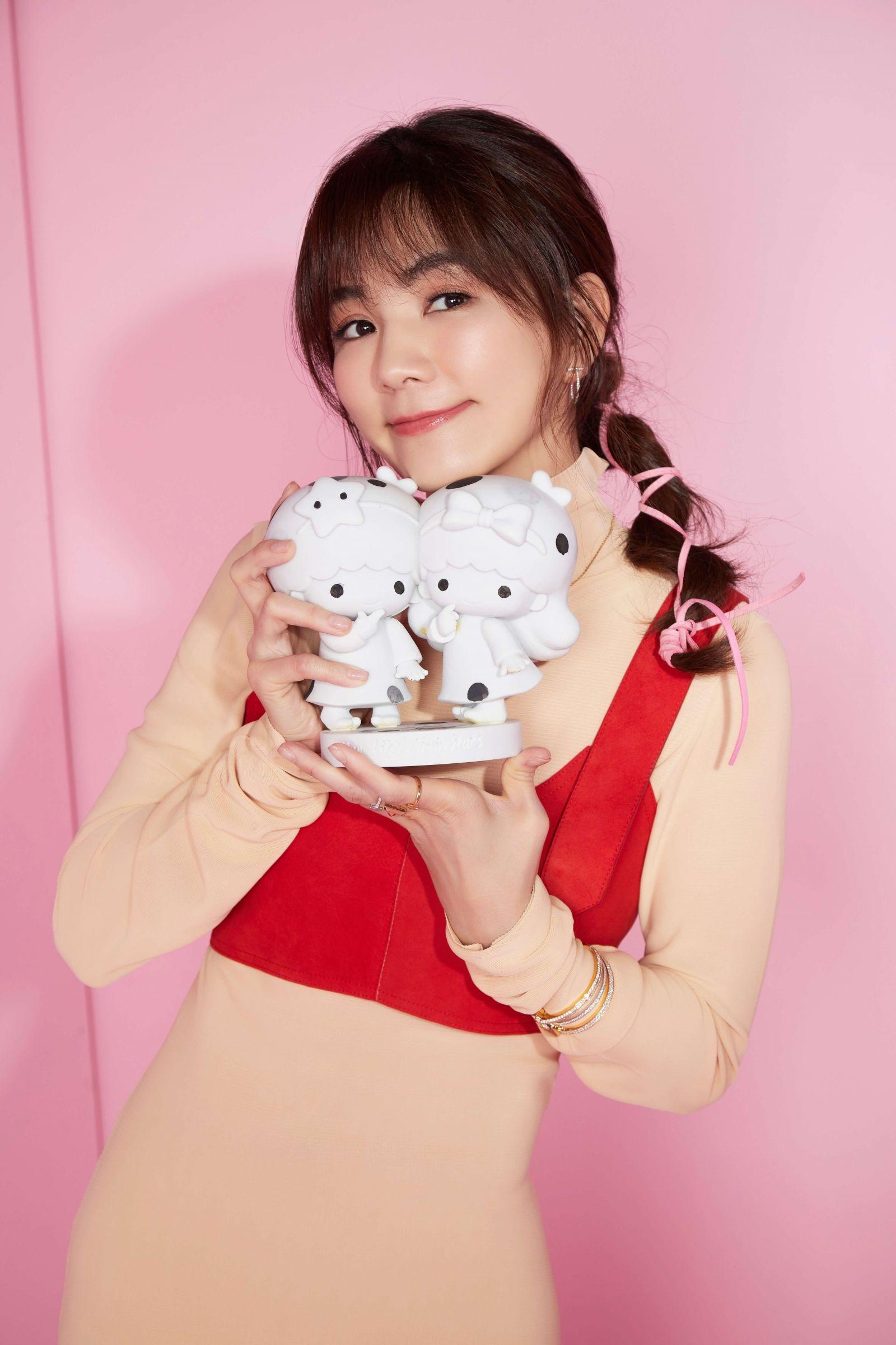 Ella最愛雙星仙子 抱抱節「演唱會陣容公開」!
