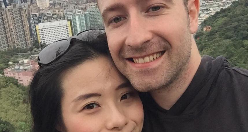 丹麥男遭爆「無縫接軌」、「吃軟飯」 台灣太太正面回應前女友!