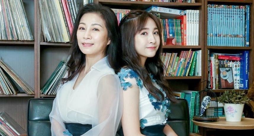 方文琳二女兒學士服照曝光!美貌遺傳媽媽強大的基因