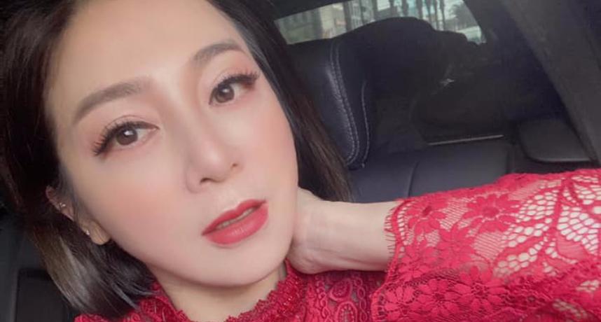 最美星二代!王彩樺曬女兒氣質照 網狂讚:誰家的仙女