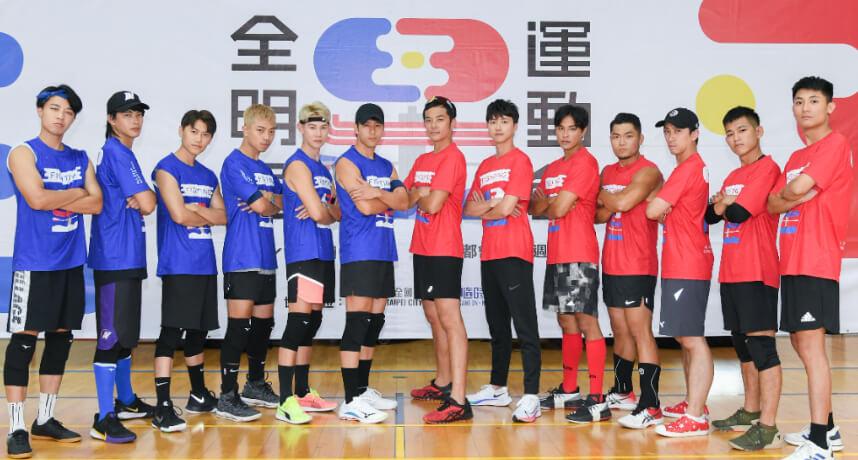 江宏傑、福原愛《全明星運動會》同框PK桌球:把小愛當日本隊較勁!