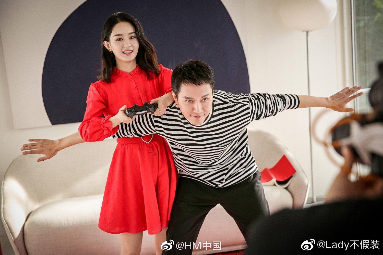 H&M的詛咒?「范冰冰、趙麗穎、周迅」全分手 網:真的不行