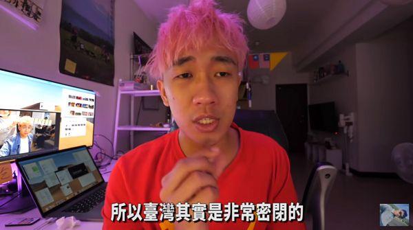 比馬來西亞小九倍!網紅CCY曝「台灣更危險」:恐慌別太久